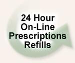 24 Prescription Refills Toledo, Ohio