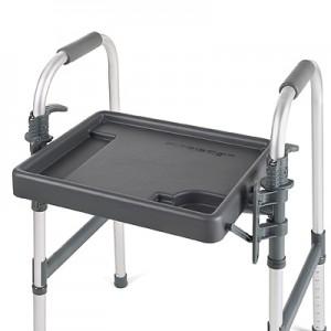 Clip-on Walker Tray