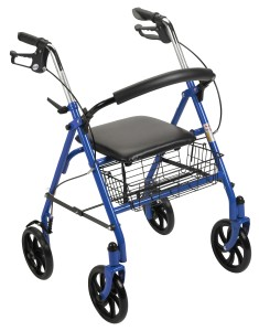 Durable 4 Wheel Rollator