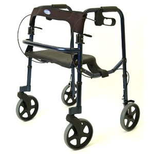 Rollite Adult Rollator W8 Wheels