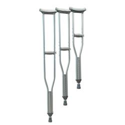 Roscoe Aluminum Crutches