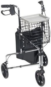 Winnie Deluxe 3 Wheel Rollator Walker