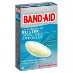 Band-Aid Advanced Healing Blister, Cushions