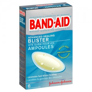 Band-Aid Advanced Healing Blister, Cushions