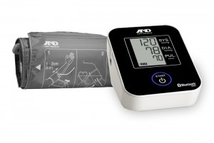 Deluxe Connected Blood Pressure Monitor
