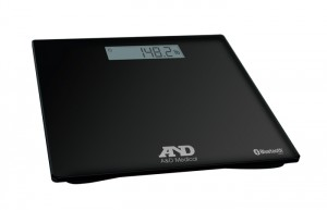 Deluxe Connected Weight Scale
