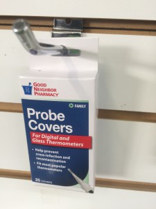 GNP Probe Covers