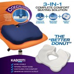 Kabooti Coccyx Seat Cushion