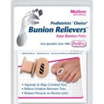 Podiatrists' Choice Bunion Relievers