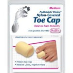 Podiatrists' Choice Nylon-Covered Toe Cap