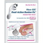 Visco-GEL Dual-Action Bunion Fix