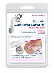 Visco-GEL Dual-Action Bunion Fix