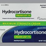 Actavis Hydrocortisone Cream USP 1 with Aloe