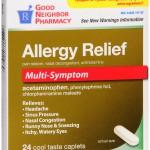 Allergy Relief Multi-Symptom