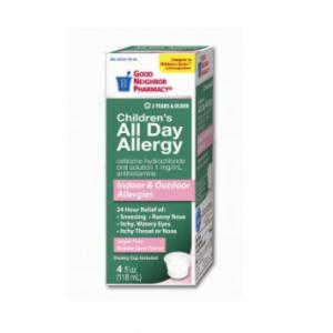 Children's All Day Allergy Relief