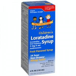 Children's Loratadine Non-drowsy Allergy Relief Liquid