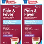Childrens Pain and Fever