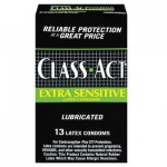Class Act Extra Sensitive Condoms