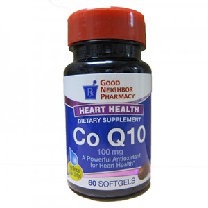 CoQ10 60mg Supplement