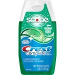 Crest Minty Fresh Liquid Gel Toothpaste