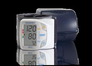 Dual Memory Wrist Monitor