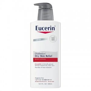 Eucerin Diabetics' Dry Skin Relief Body Creme