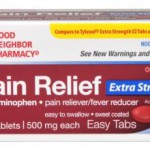 Extra Strength Pain Relief