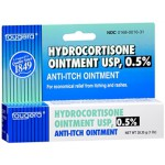 Fougera Hydrocortisone Cream .5