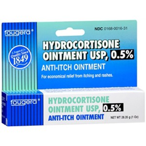 Fougera Hydrocortisone Cream .5