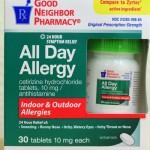 GNP All Day Allergy