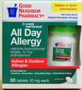 GNP All Day Allergy