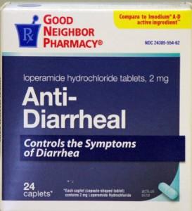 GNP Anti-Diarrheal