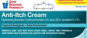 GNP Anti-Itch Cream