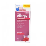 GNP Children's Allergy Liquid