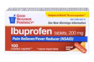GNP Ibuprofen Pain Reliever