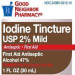 GNP Idoinde Tincture 2 Mild