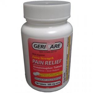GeriCare Extra-Strength Non-Aspirin Pain Relief