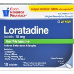 Loratadine Non-Drowsy Allergy Relief Tablets