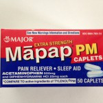 Mapap PM Extra Strength Caplets