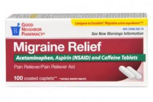 Migraine Relief Tablets