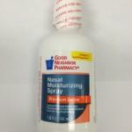 Nasal Moisturizing Spray Premium Saline