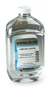 Paddock Lab. Mineral Oil Lubricant Laxative