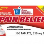 Pain Relief Tablets Regular Strength