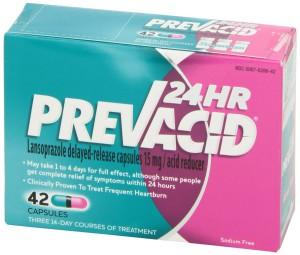 Prevacid OTC 24HR