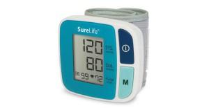 SureLife Classic Wrist Blood Pressure Monitor