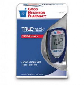 TRUEtrack Blood Glucose Meters