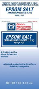GNP Epsom Salt