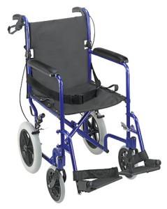 DMI Transport Chair