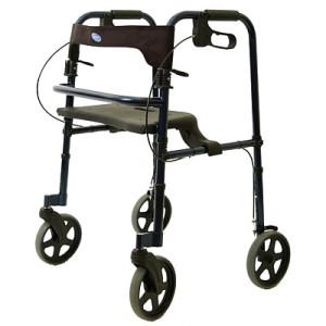 Rollite Tall Adult Rollator W8 Wheels