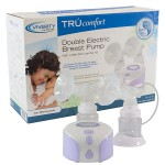 TRUcomfort Double Electric Breast Pump